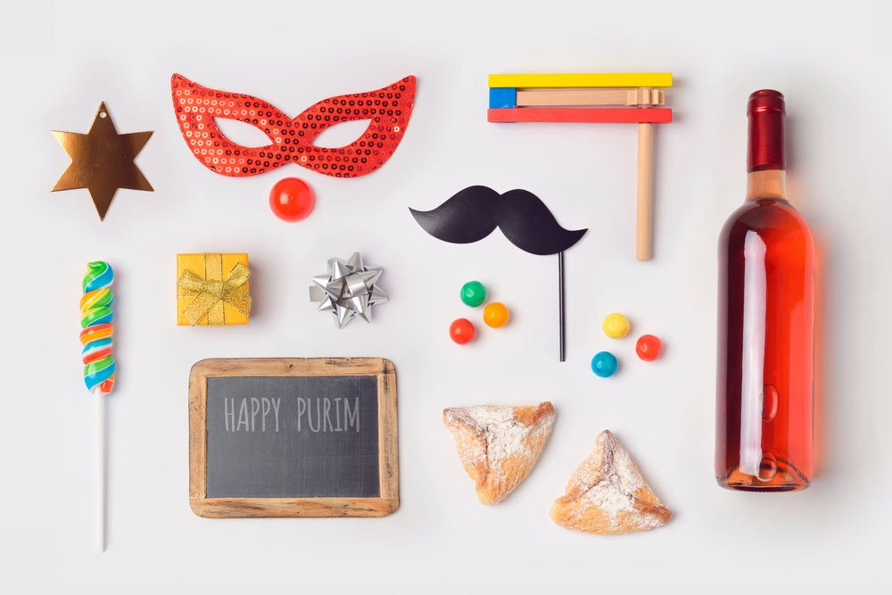 Relational Recovery & Purim